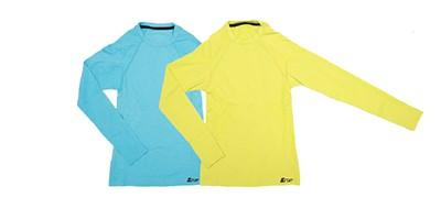 L/S TEE TH. COMPRESSION SEAMLESS WOMEN
